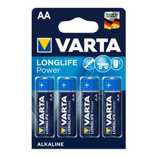 Varta - Longlife Power/High Energy AA/Mignon 1,5V Bl.4Stck.