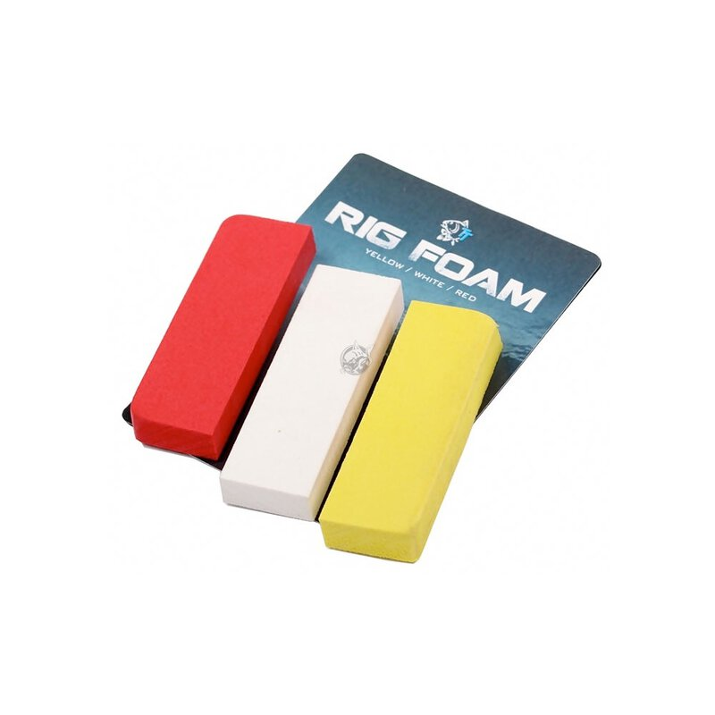 Nash - Rig Foam - Yellow/White/Red