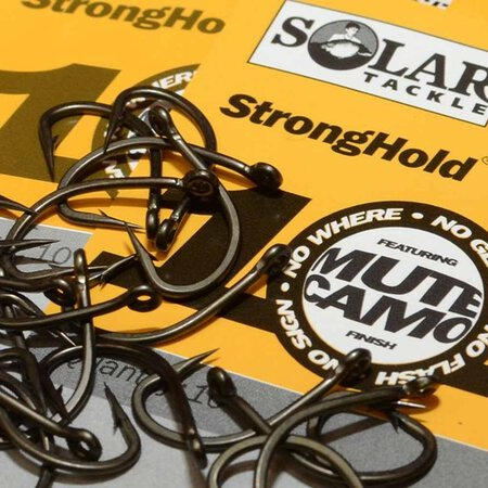 Solar Tackle - Stronghold 101s Hooks - Size 1