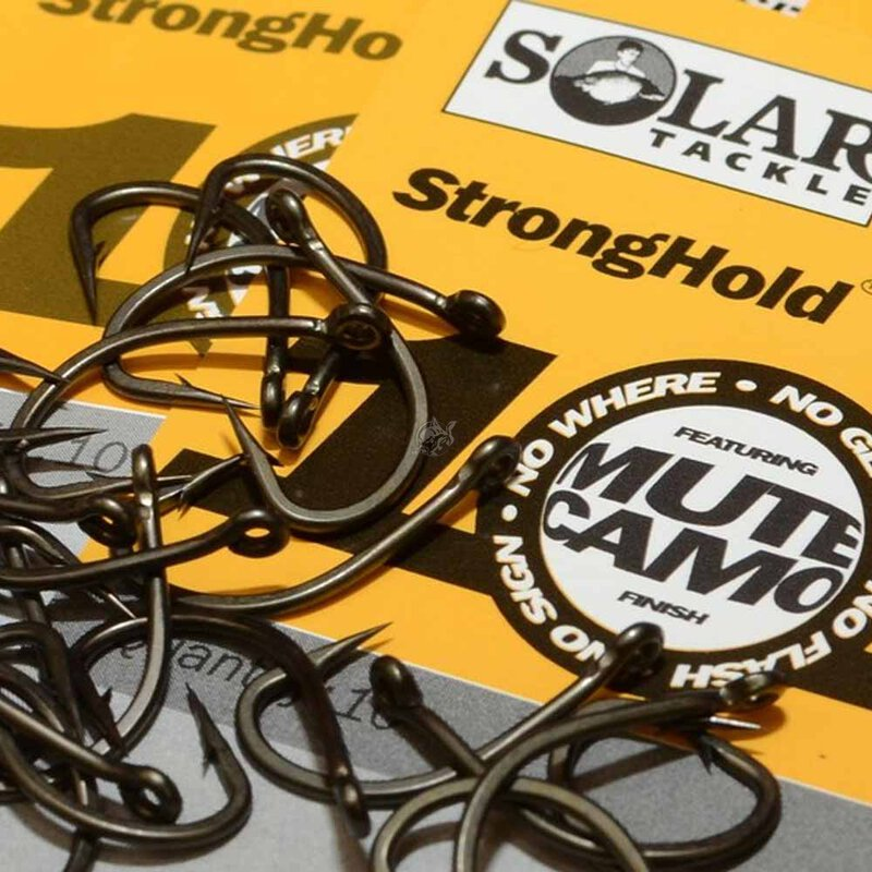 Solar Tackle - Stronghold 101s Hooks - Size 6