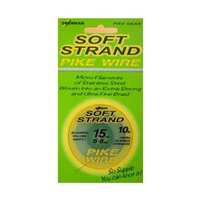 Drennan - Soft Strand Pike Wire, 20lb