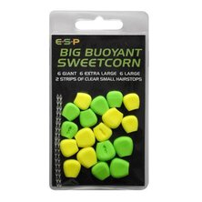 ESP - Big Buoyant Sweetcorn Green/Yellow