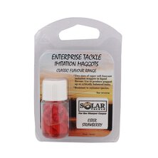 Enterprise Tackle - Maggots - Ester Strawberry - Red