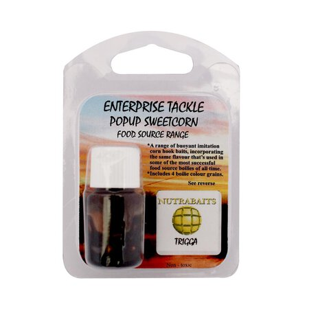 Enterprise Tackle - Pop Up SC - Food Source Range, Nutrabaits - Trigga