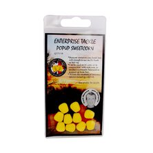 Enterprise Tackle - Pop Up Sweetcorn - Unflavoured - Yellow