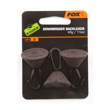 Fox - Edges Downrigger Back Leads 43g
