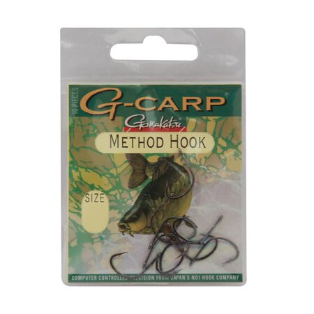 Gamakatsu - G-Carp Method Hook - Size 4