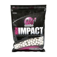 Mainline - High Impact Boilies Diamond Whites 1kg 15mm