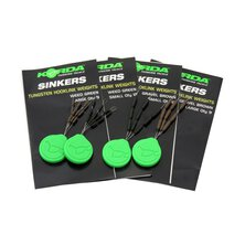 Korda - Sinker Tungsten Hooklink Weight - M Green