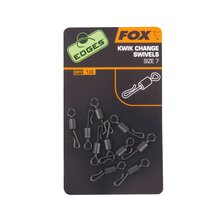 Fox - Edges Kwik Change Swivel - Size 7