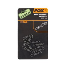 Fox - Edges Kwik Change Swivel - Size 10