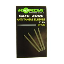 Korda - Anti Tangle Hooklink Sleeves - Clay Brown