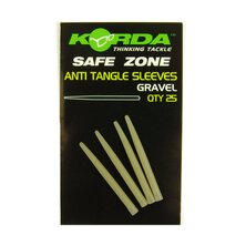 Korda - Anti Tangle Hooklink Sleeves - Gravel