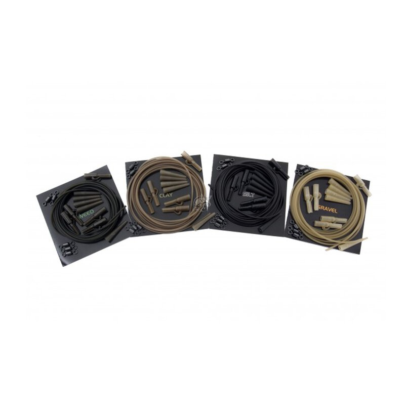Korda - Lead Clip Action Pack, Weed
