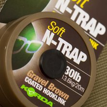 Korda - N-Trap Soft 20lb Gravel Brown