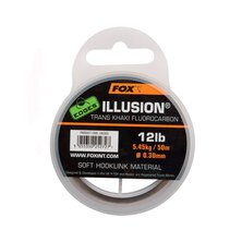 Fox - Edges Illusion - Trans Khaki - 20lb / 0.40mm