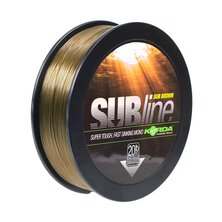 Korda - Subline Ultra Tough 1000m - Brown 12lb