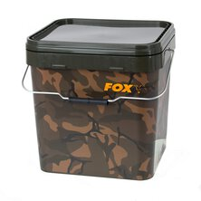 Fox - Camo Square Bucket 17 Liter