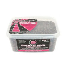 Mainline - Spod & PVA Pellet Mix - 2kg Bucket