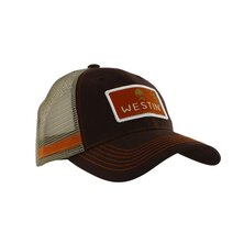 Westin - Hillbilly Trucker Cap - Grizzly Brown