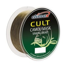 Climax - Cult Camou Mask Sinking Braid (Meterware) 0,18mm