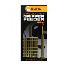 Guru - Gripper Feeder - Large 3oz
