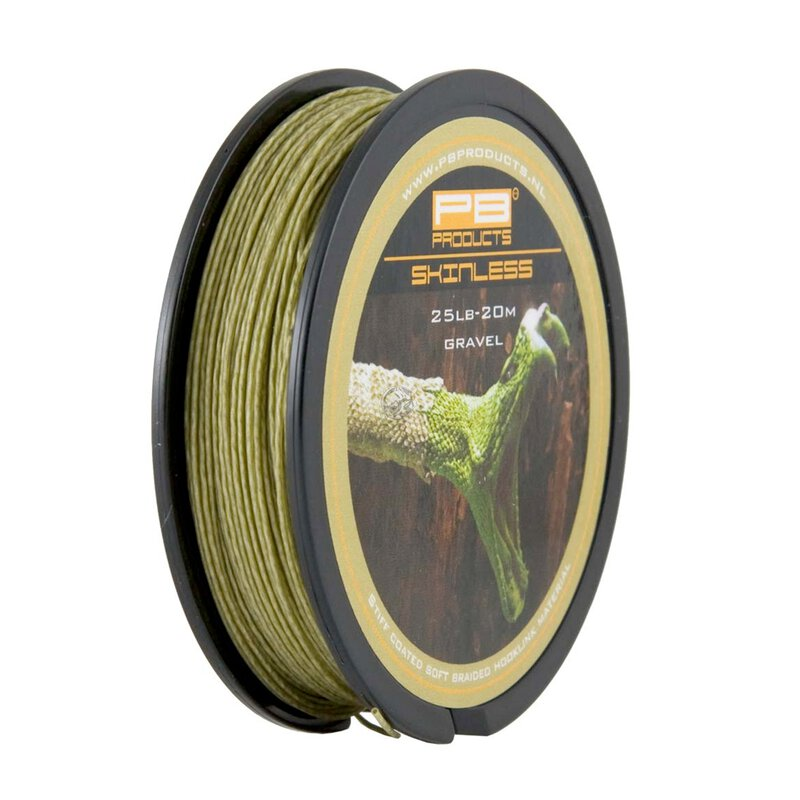 PB Products - Skinless - 25lb - 20m - silt