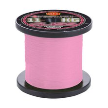 WFT - GLISS pink Meterware - 0,25mm 19kg