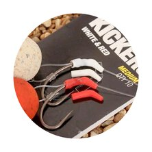 Korda - Red/White Kickers - Medium
