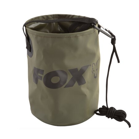 Fox - Collapsible Water Bucket