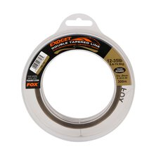 Fox - Exocet Trans Khaki Double Tapered Line 0.33mm -...