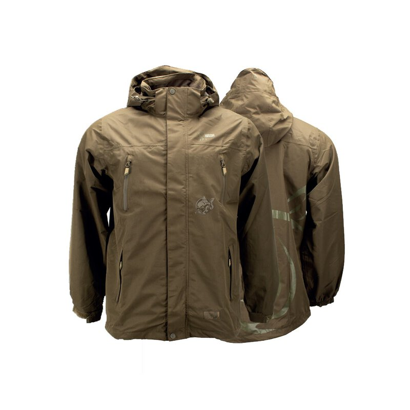 Nash - Tackle Waterproof Jacket - Size M