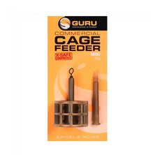 Guru - Commercial Cage Feeder