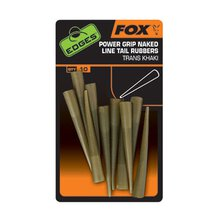 Fox - Power Grip Naked Line Tail Rubbers - Size 7