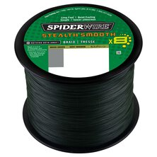 Spiderwire - Stealth Smooth 8 (2000m) - Moss Green
