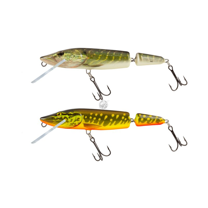 Salmo - Pike Jointed Floating 11cm