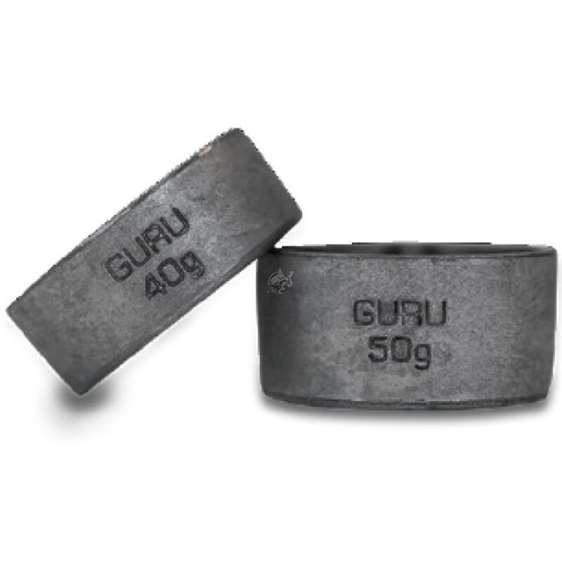 Guru - X-Change Distance Feeder Weights - Heavy