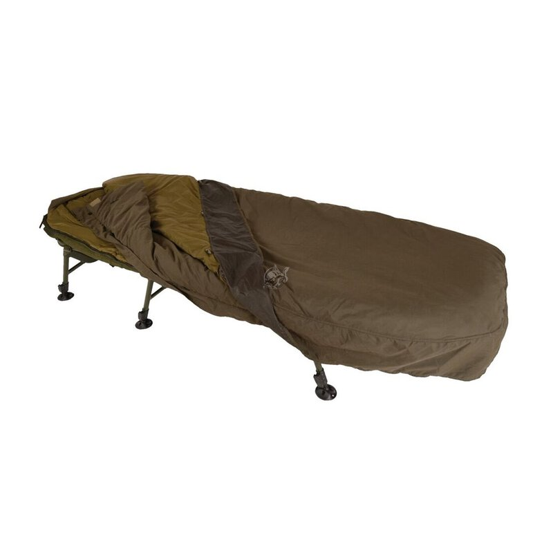 Solar Tackle - SP C-Tech Sleep System Wide