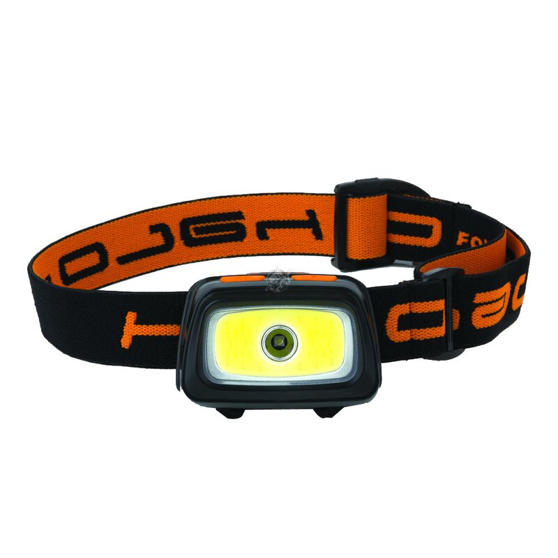 Fox - Halo Multi-Colour Headtorch