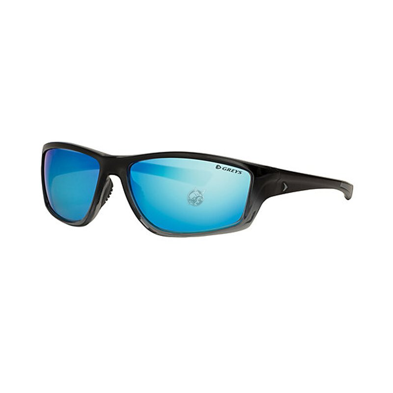 Greys - G3 Sunglasses - Glosss Black Fade/Blue Mirror