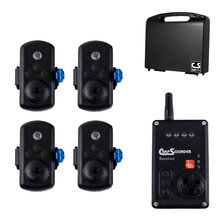 Carp Sounder - Cat Sounder XRS Set 4+1