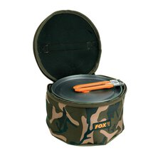 Fox - Camo Neoprene Cookset Bag