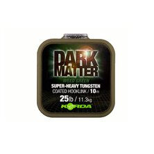 Korda - Dark Matter Tungsten Coated Braid - Weed Green -...