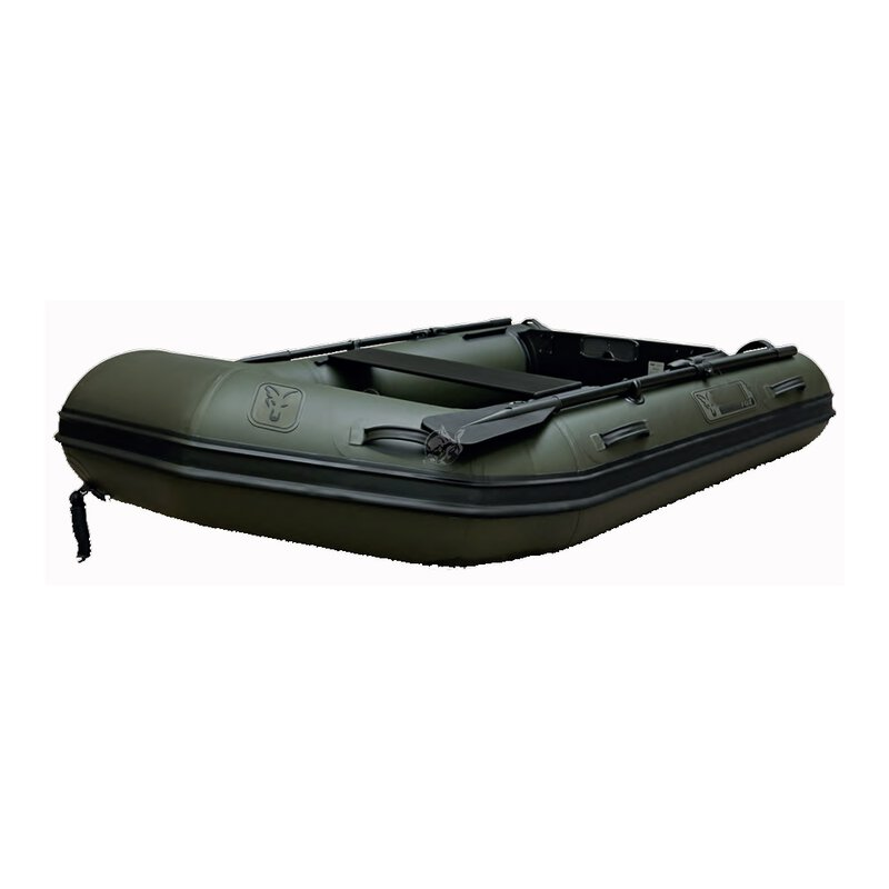 Fox - 240 Green Inflatable Boat 2,40 m - Complete