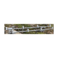 Solar Tackle - P1 4 Rod Fixed Buzzer Bars
