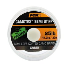 Fox - Edges Camotex Semi-Stiff Coated Camo Braid