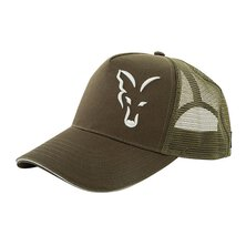 Fox - Green/Silver Trucker Cap