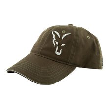 Fox - Green/Silver Baseball Cap