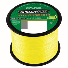 Spiderwire - Stealth Smooth 8 (2000m) - Yellow - 0,19mm 18kg