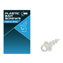 Nash - Plastic Bait Screws - 8mm